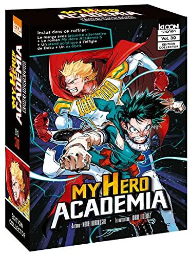 My Hero Academia Tome 30