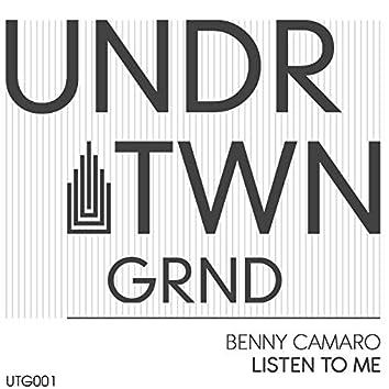 Listen To Me (Club Mix)