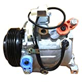 88320-B4010 88320B4010 SV07C AC Compressor with Clutch Assy for Toyota Passo Daihatsu Terios Air Conditioning Compressor Spare Parts, 3 Month Warranty