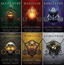 The Secrets of the Immortal Nicholas Flamel Book Series