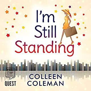 I'm Still Standing audiobook cover art