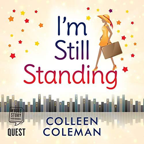 I'm Still Standing audiobook cover art