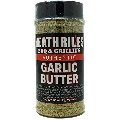 Heath Riles BBQ Garlic Butter