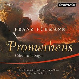 Prometheus: Griechische Sagen Titelbild