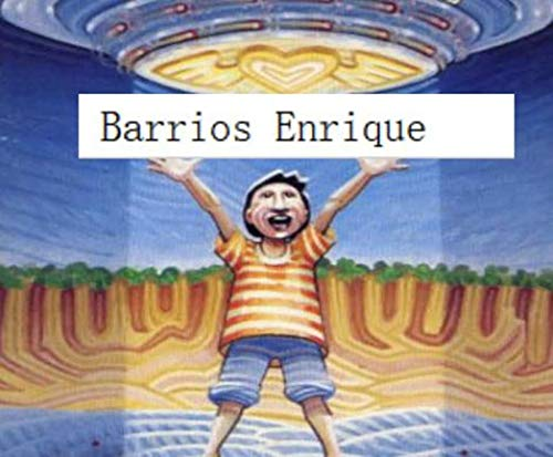 Illustrated Barrios Enrique: Young Readers (English Edition)