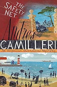 The Safety Net (Inspector Montalbano Book 25) by [Andrea Camilleri]