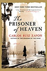 Books Set in Barcelona: The Prisoner of Heaven by Carlos Ruiz Zafón. barcelona books, barcelona novels, barcelona literature, barcelona fiction, barcelona authors, best books set in barcelona, spain books, popular books set in barcelona, books about barcelona, barcelona reading challenge, barcelona reading list, barcelona travel, barcelona history, barcelona travel books, barcelona packing, barcelona books to read, books to read before going to barcelona, novels set in barcelona, books to read about barcelona