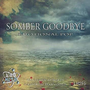 Somber Goodbye: Emotional Pop