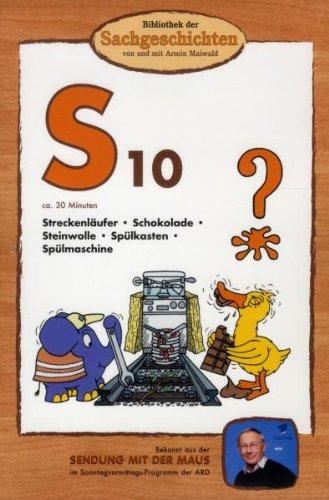 Bibliothek der Sachgeschichten - (S10) Streckenläufer, Schokolade, Steinwolle, Spülkasten