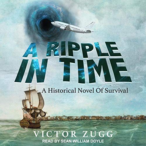 A Ripple in Time audiobook cover art