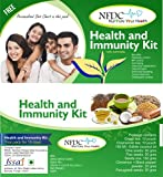 NFDC Health and Nutrition Kit- A healthy living to your family Super foods included in this pack FREE - Personalised Diet Chart with this pack Weight Loss/ Weight Gain options Available Scientific charts by specialized Nutritionists Trial Pack of 10 ...