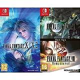 FINAL FANTASY X | X-2 HD Remaster + Final Fantasy VII & Final Fantasy VIII Remastered Twing Pack