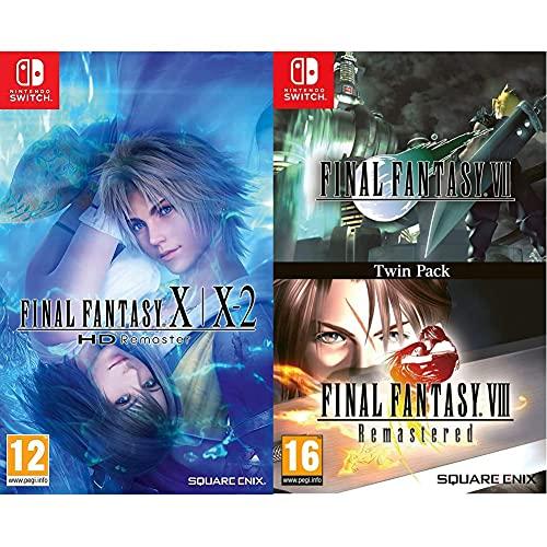FINAL FANTASY X   X-2 HD Remaster + Final Fantasy VII & Final Fantasy VIII Remastered Twing Pack