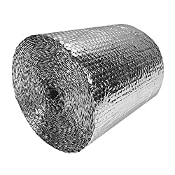 commercial uBoxes, Thermoflex Insulated Bubble Roll, 125ft (12inch) xcube 2 wrap