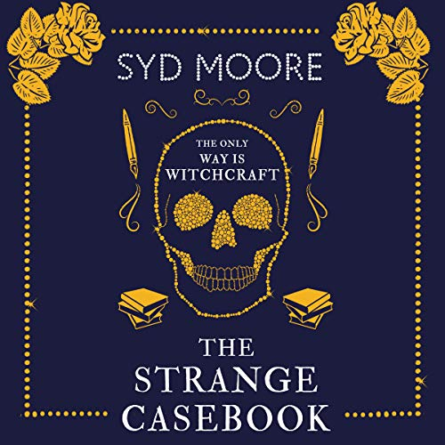 The Strange Casebook cover art
