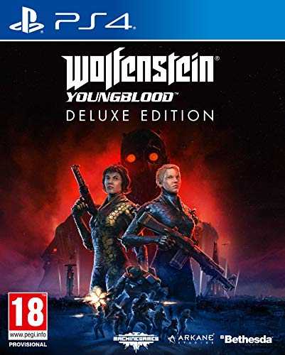 Wolfenstein Youngblood Deluxe Edition (PS4) - 100% uncut + WW2 Symbolik