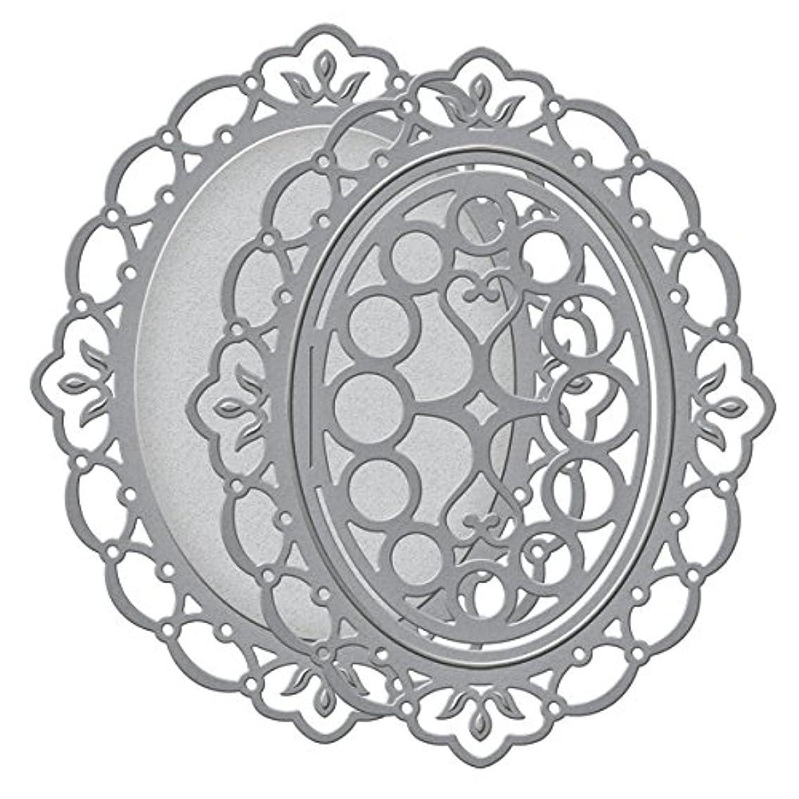 Spellbinders S2-076 Shapeabilities Die D-Lites, Wonderful Locket