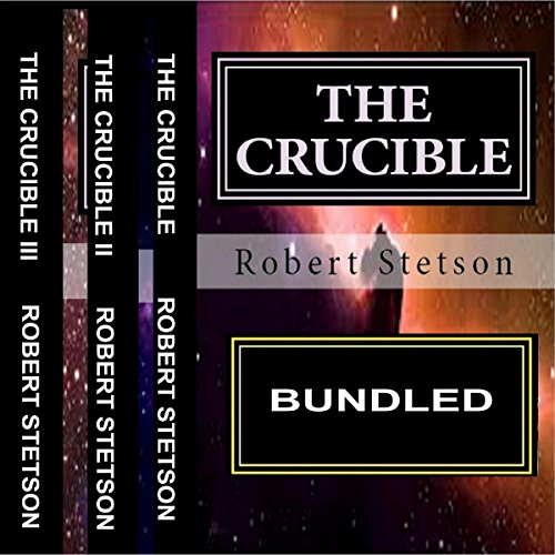The Crucible Bundle audiobook cover art