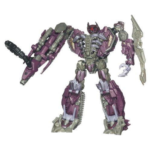 Transformers 3 Face Cachée de la Lune – Shockwave Decepticon – Mechtech – Voyager – Level 2 – 16cm