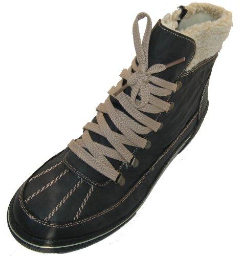 Rieker Schuhe Damen Stiefel Boots Wollfutter Fenja, Schuhgröße:EUR 38