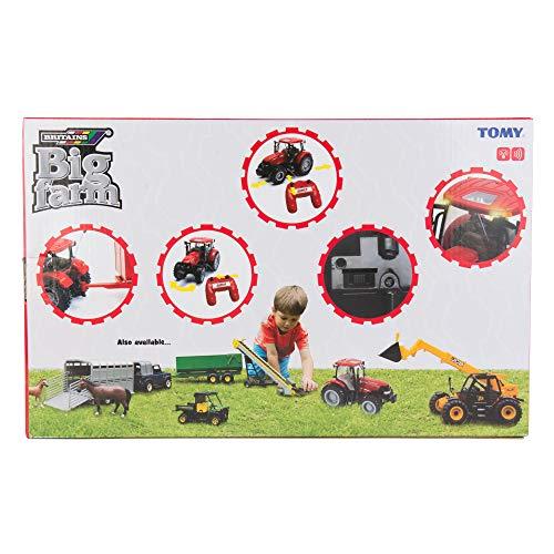 RC Auto kaufen Traktor Bild 6: TOMY Britains Traktor