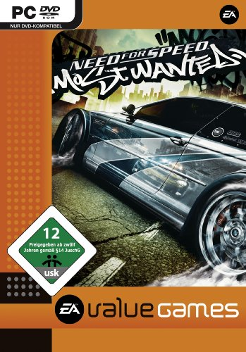Need for Speed: Most Wanted [EA Value Games]