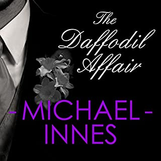 The Daffodil Affair cover art