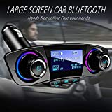 Olodui1 Lettore MP3 Bluetooth per Auto Multifunzione BT06 Kit di Accessori