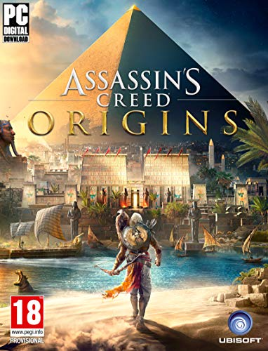 Assassin's Creed Origins   Uplay - Standard Edition   Codice Uplay per PC