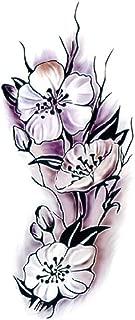 full body flower tattoo