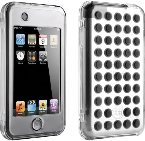 DLO HybridShell Case Max 50% OFF with Non-Slip touch Silicone Back iPod Very popular for