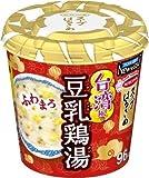 スープはるさめ NEWSTAR 台湾風豆乳鶏湯 カップ25g×1箱(6入)