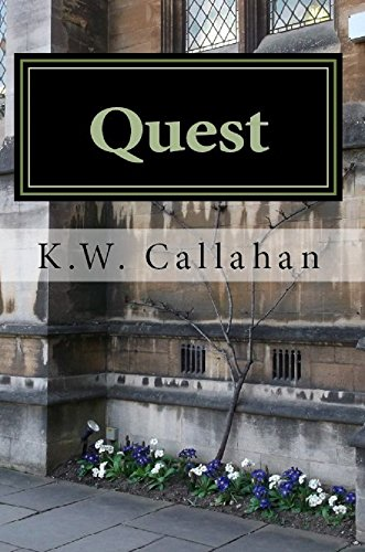 QUEST: THE SYSTEMIC SERIES (book 2) by [K.W. CALLAHAN]