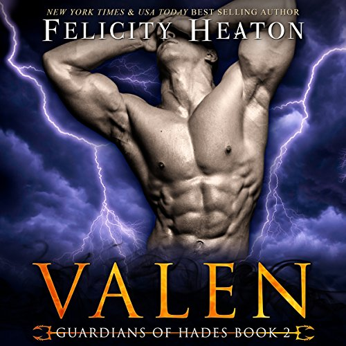 Valen audiobook cover art