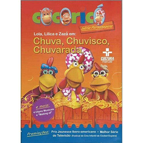 COCORICO - CHUVA/CHUVISCO/CHUVARA(DV