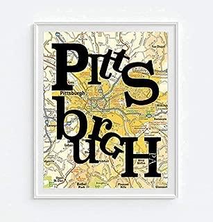 Best prints charming pittsburgh Reviews