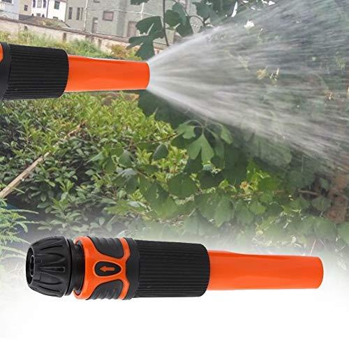 Jeffergarden rociador de Agua para jardín, Herramienta de riego Directo, Sistema de riego de césped Ajustable para tuberías de Agua de 1,27 cm