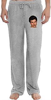Taylor Lautner Men's Sweatpants Lightweight Jog Sports Casual Trousers Running Training Pants