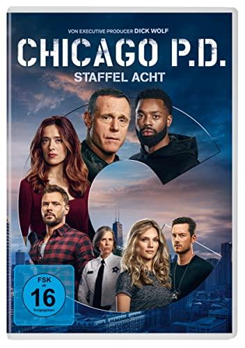 Produktbild von Chicago P.D. - Season 8 [4 DVDs]
