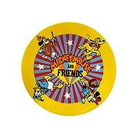 ディズニー ノスタルジカ 豆皿 ロゴ DSHF671N