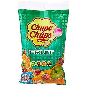 chupa chups fruity lollipops, 120 Chupa Chups Fruity Lollipops Sharing Bag, (Pack of 120) 51n6aGXvXFL