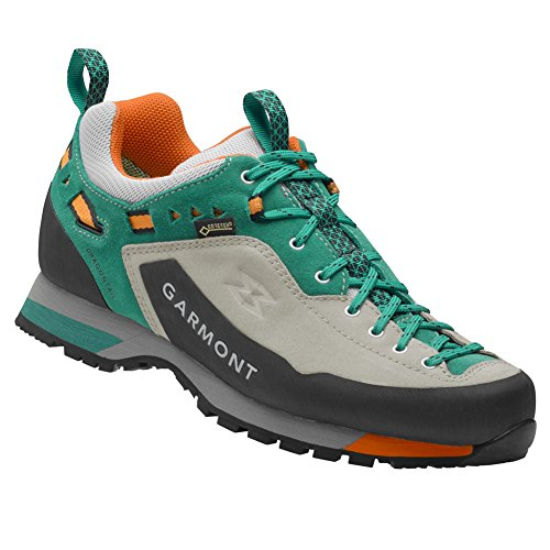 GARMONT Dragontail LT GTX Women Größe UK 5 Light Grey/Teal Green