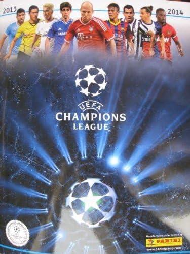 PANINI UEFA Champions League 2013 Complete 630 Special Campaign San Antonio Mall C Stickers 2014