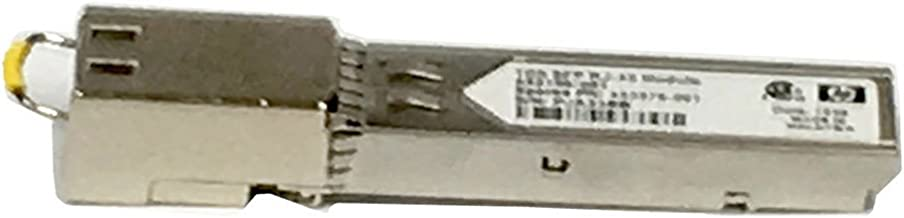 HP 453578-001 SFP 1Gb VC RJ-45 Bulk (Certified Refurbished)
