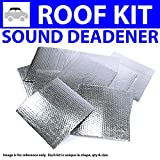 Zirgo 314292 Heat and Sound Deadener (for 71-12 Jeep ~ Headliner Roof Kit)