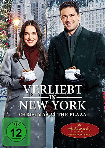 Verliebt in New York - Christmas at the Plaza