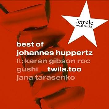 Best of Johannes Huppertz (Female Vocal Tracks)