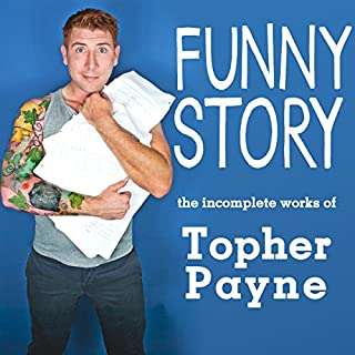 Funny Story audiobook cover art