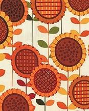 1 Yard Sunflower Daze Sunflower Fields by Greta Lynn from Kanvas Bernatex 100% Cotton Quilt Fabric 05668 07