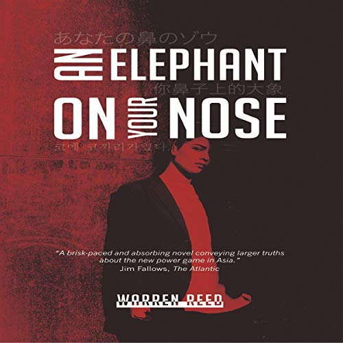 An Elephant on Your Nose audiobook cover art